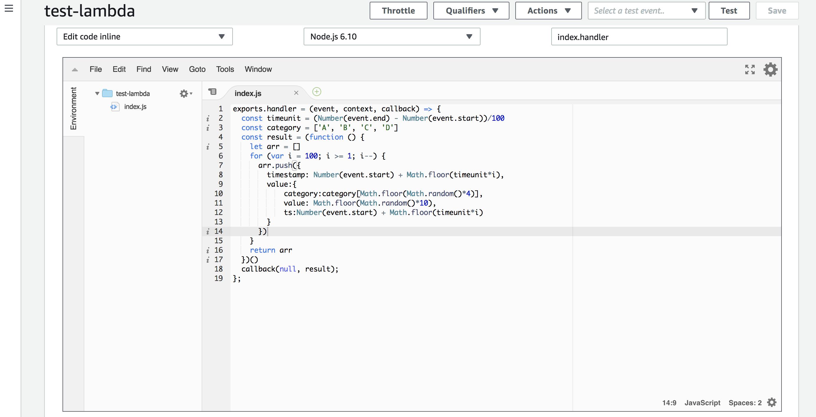 Set up & Create Lambda Function · GitBook